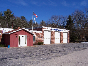 Hope Valley - Wyoming Fire District - Fire Station 2